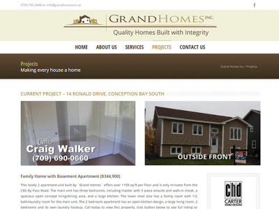 Grand Homes