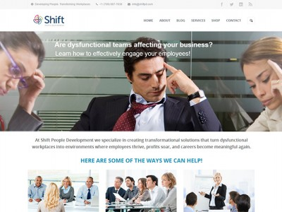 Shift People Development